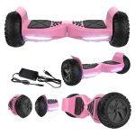Roze hoverboardset