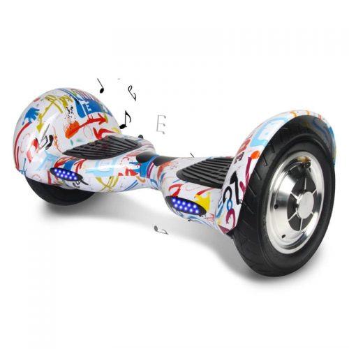 RideOn-Off-Road-Hoverboard-10-Inch-Bluetooth-Graffiti