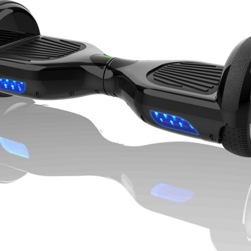 "Denver HBO-6610 - Hoverboard met 6,5"" wielen - Hoverboards - Zwart"