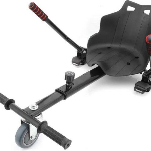 Hoverkart - Hoverseat voor Hoverboard - Zwart