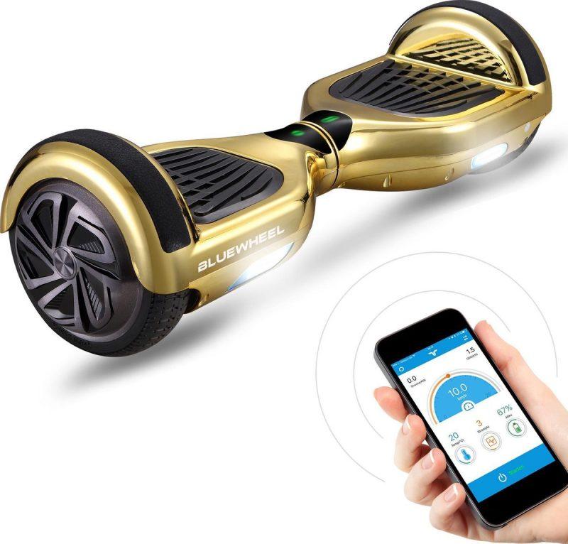 """6.5""""Premium Hoverboard Bluewheel HX310s-Duits kwaliteitsmerk-Bluetooth"""