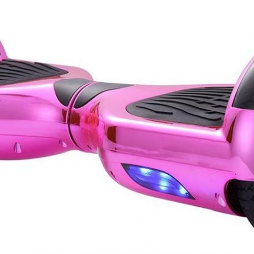 Hoverboard | 6.5 Inch Wielen | Self Balance Hoverboard | Oxboard | Bluetooth Speakers | Pink