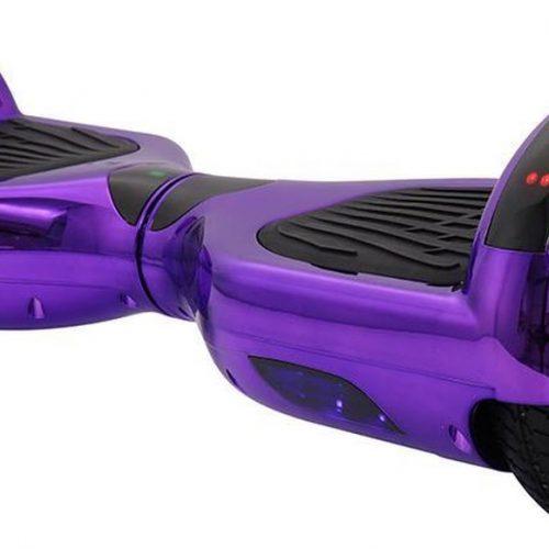 Hoverboard   6.5 Inch Wielen   Self Balance Hoverboard   Oxboard   Bluetooth Speakers   Purple