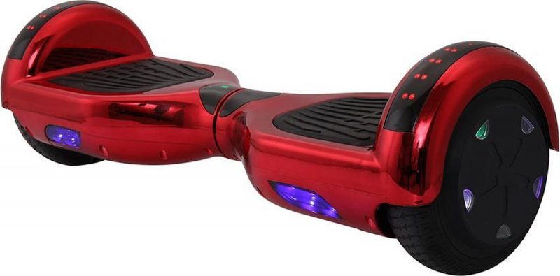 Hoverboard | 6.5 Inch Wielen | Self Balance Hoverboard | Oxboard | Bluetooth Speakers | Red