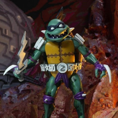 TMNT: Turtles in Time Series 1 - 7 inch Action Figure Asst.