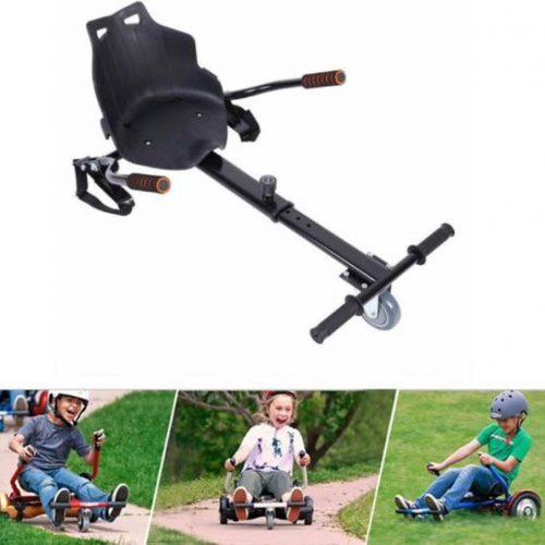 Dexters® Hoverboard Frame | Hovercraft Accessoires | Zwart
