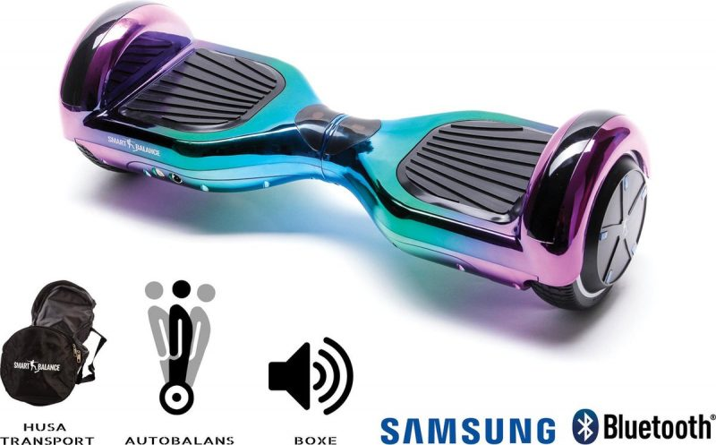 Hoverboard Smart Balance™6.5 inch, Regular Dakota, Motor 700 Wat, Bluetooth, LED