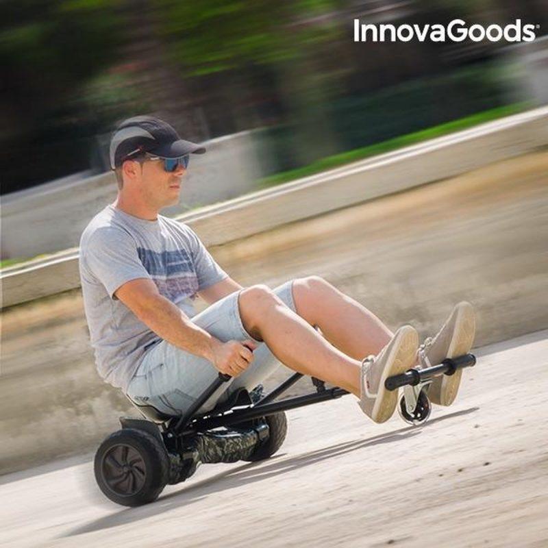 InnovaGoods Hoverkart voor Hoverboard