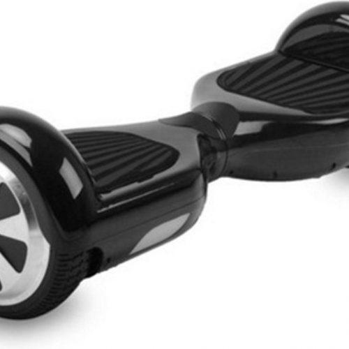 """Denver DBO-6500 Black MK2, hoverboard met 6,5"""" wielen"""