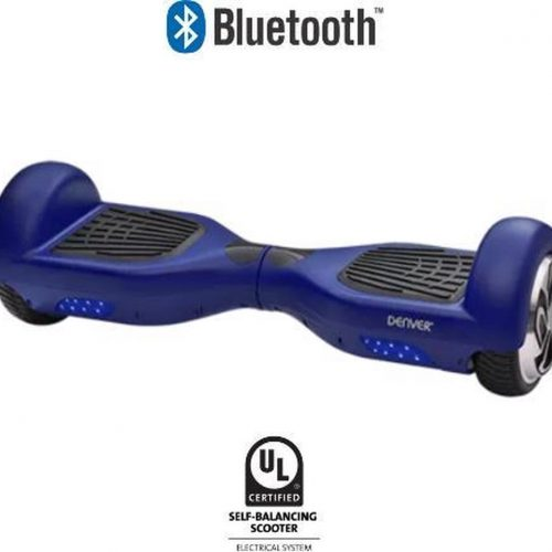 Denver DBO-6500 Hoverboard Blauw - 6.5 inch
