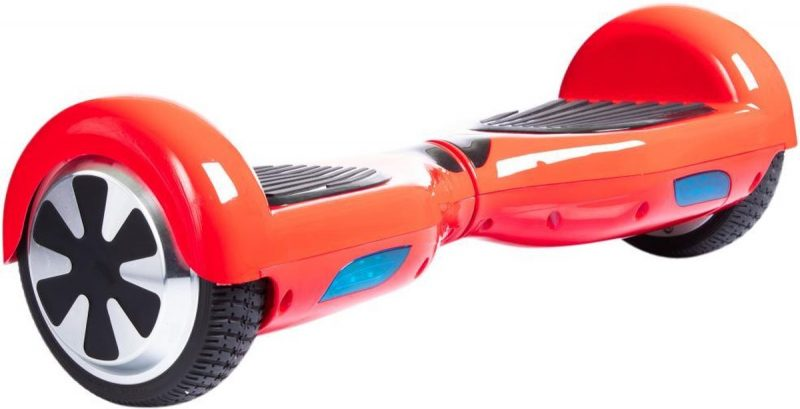"""Denver DBO-6550Red, balance scooter met 6,5"""" wielformaat, Rood"""