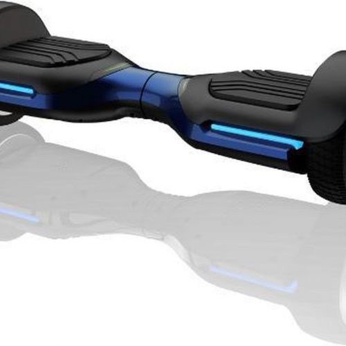 Denver HBO-6750 | Oxboard | 6.5 Inch Hoverboard | Blauw