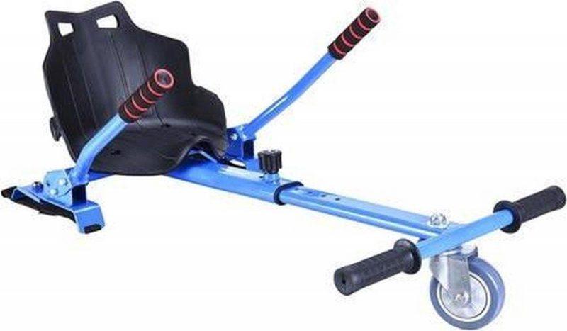 Hoverkart voor Hoverboard   Hoverboard Kart   Hoverboard Go Kart   Blauw
