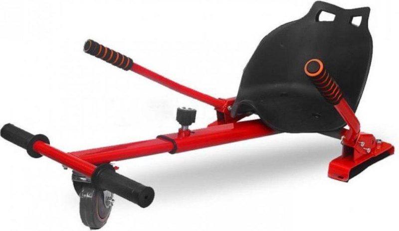 Hoverkart voor Hoverboard | Hoverboard Kart | Hoverboard Go Kart | Rood