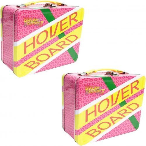 Back to the Future: Hoverboard Tin Tote