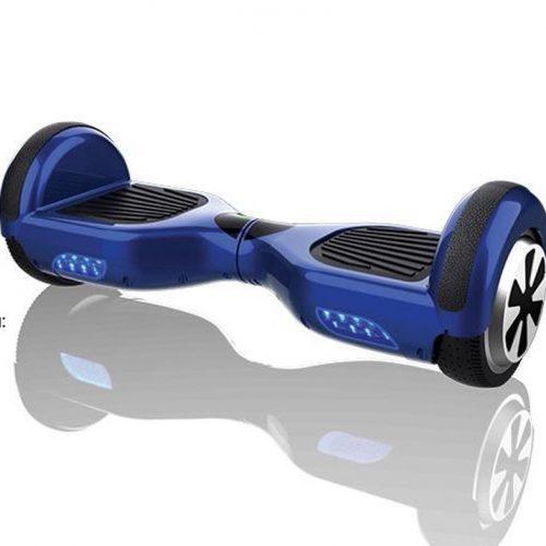 "Denver HBO-6610Blue - Hoverboard met 6,5"" wielen Blauw"
